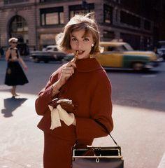 New York 1957 Image by © Condé Nast Archive/CORBIS