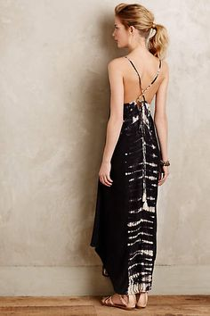 Viha Tie-Dye Maxi Dress - anthropologie.com #anthrofave