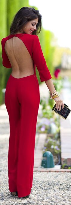 Jumpsuit For Women - Street Style Trends (20)