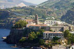 Aeolian Islands, Italy - Lipari, I think