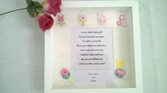Baby's so cute -wonderful personalised gifts by Wendy on Etsy