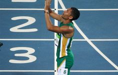 The athlete is not the only member of his family to have won a medal in Rio. His cousin is Cheslin Kolbe, who won bronze with the South African sevens rugby team. Wayde Van Niekerk, Olympic Games, Things To Know, Trivia, Rugby, Olympics, Rio, Athlete, African