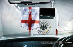 Landrover - Keep a safe distance via www.creativeadawards.com