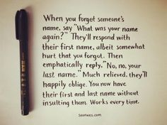 when-you-forget-someones-name by Sean Wes