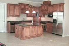 Kitchen layouts layout and cabinets on pinterest for Kitchen cabinets 12x12