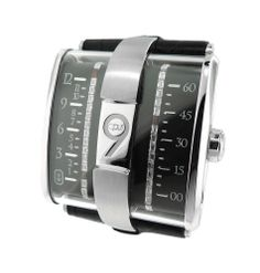 Incredibly rare: the Harry Winston Opus 9.