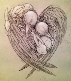 Chiara Bautista - this would make a really lovely cute Tattoo