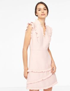 Agneselle maureen lace dress