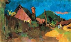 Buy online, view images and see past prices for Nagy Oszkár Detail of Felsõbánya, Invaluable is the world's largest marketplace for art, antiques, and collectibles. Edvard Munch, Paul Gauguin, Vincent Van Gogh, Landscape Paintings, Landscapes, City Art, View Image, Worlds Largest, Auction