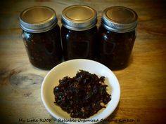 My Little ROCK – Reliable Organised Cooking Kitchen – Sun Dried Tomato Pesto – This is a recipe conversion from a Family Circle Cookbook called Deli food to make at home, you can …