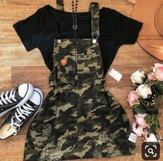 Really Cute Outfits, Cute Lazy Outfits, Teenage Girl Outfits, Girls Fashion Clothes, Edgy Outfits, Teen Fashion Outfits, Retro Outfits, Cute Fashion, Outfits For Teens