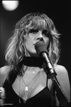 Beautiful and talented Stevie Nicks