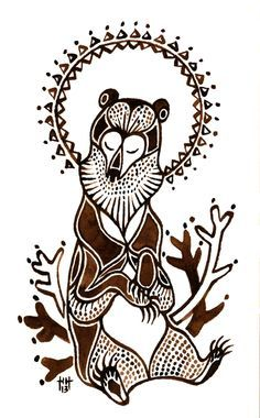 finnish bear mythology - Google Search
