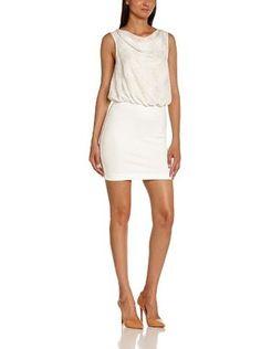 Vero Moda Vestido (Blanco)