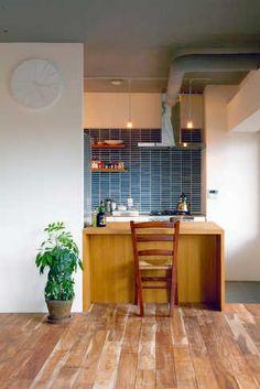 どんな部屋にしようかと最初に話し合ったとき、杉村さんの中には「外国人が住んでいるような和風建築の家」という漠然とした世界観がありました。たとえていうと、京都の俵屋旅館のような雰囲気です。和なんだけど