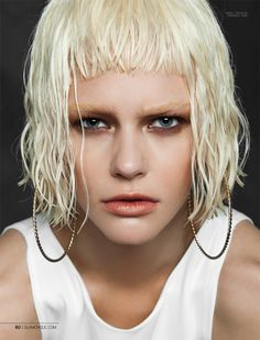 violetacremades:  Sanna Backstrom for Glamoholic by Ryan Jerome