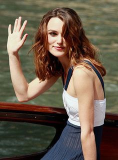 Keira Knightley attends the Atonement Photocall during Day 1 of (via lufelylady)