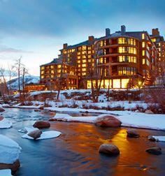 The Westin Riverfront Resort & Spa at Beaver Creek Mountain, Avon