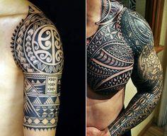 8 Meilleures Images Du Tableau Tatouages Maoris Polynesian Tattoos