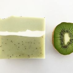 Kiwi soap.