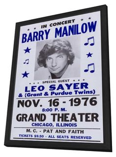 29 Best Could It Be Magic Images Barry Manilow Fan Music Icon