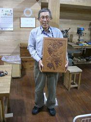 2009年1月21日 みんなの作品【引き出し・箱物】|大阪の木工教室arbre(アルブル)
