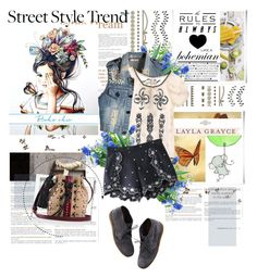 """""""Pretty Peasant Top 2015 07 30"""" by goodgame-1 ❤ liked on Polyvore"""