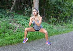 6 variazioni di squats per gambe snelle e glutei tonici