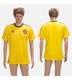 Belgien Auswärtstrikot WM 2018 Herren Polo Ralph Lauren, Polo Shirt, Mens Tops, Shirts, Fashion, World Cup 2018, Men Wear, Sleeves, Belgium