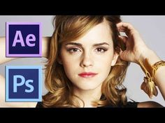 ▶ After Effects TUTORIALS - How to Make 2d Image to 3D using Displacement Map (After Effects & Photoshop) - YouTube