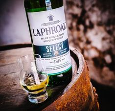 Laphroaig Select Review - A Gentler Laphroaig That's Not Too Gentle — whsky.buzz