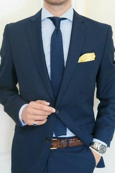 How to wear suits fo