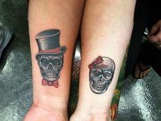 Tattoos Beautiful | 20 Unbelievably Romantic Couple Tattoos 21