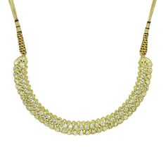Contemporary Indian Necklace | Devam Jewelry