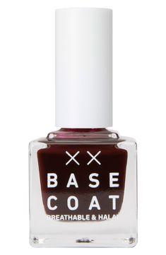 Base Coat Breathable & Halal Nail Polish - Daisy #ArganOilForHairLoss