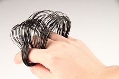 Fluidity Rings/2013 by Shiying Gao, via Behance