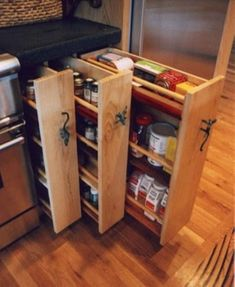 Best Kitchen Storage Solutions For Small Spaces 22