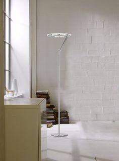 Stojací lampa LED WOFI WO 3505.01.54.0000 (CLARC) | Uni-Svitidla.cz Moderní #stojací #lampa s paticí LED pro světelný zdroj #modern #floorlamp #lamp #lamps #stojacilampy #lampy #design #professional