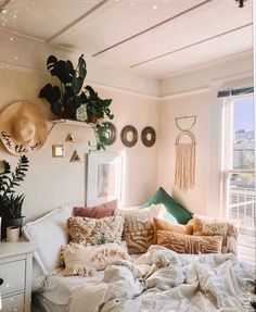 Room Makeover, Room, Room Ideas Bedroom, Room Inspiration Bedroom, Redecorate Bedroom, Dorm Room Inspiration, Room Decor, Dreamy Room, Cozy Room