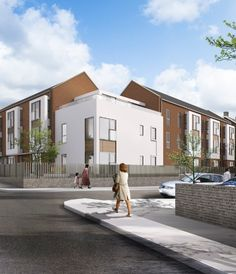 PRP as part of the consortium, Solutions for North Tyneside, has been named as preferred bidder to deliver North Tyneside's 'Quality Homes for Older People' PFI project.