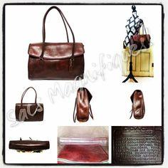 #Vintage #Coach #Handbags @Wendy Felts Werley-Williams.sacsmagnifiques.blogspot.com