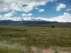 https://flic.kr/p/unJZ6i | Honeymoon 13JUNE2015 | Just off of Hwy 24 outside of Leadville, CO looking at Mnt Massive #beautifulcolorado #ilovecolorado
