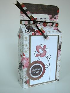 A perfect box for gifting!