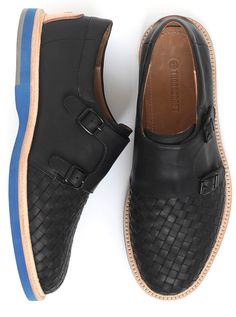 Thorocraft THE TROY - BLACK    I like the the double monk-strap.