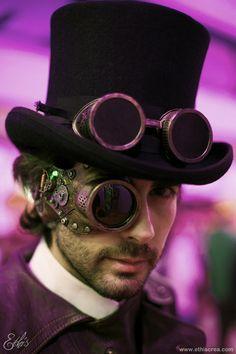 Monocle steampunk