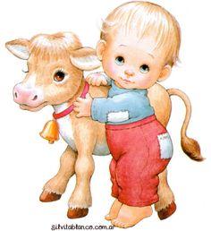 Señora Vaca Música para Niños y Bebés
