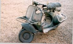 Le bazooka vespa ou vespa 150 TAP - 2Tout2Rien