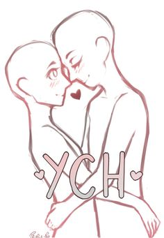 . : COUPLE YCH [closed] : . by prince-no.deviantart.com on @DeviantArt