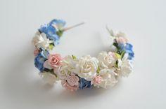 flower headbands <3