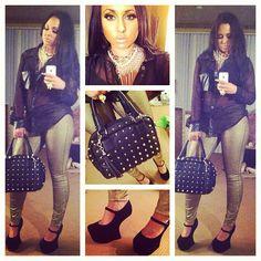 #Outfit #ooh_lalaa_livia #Olivia #jerseylicious